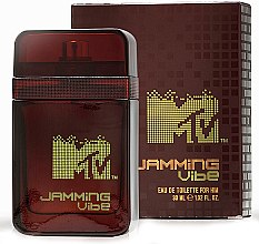 Düfte, Parfümerie und Kosmetik MTV Perfumes MTV Jamming Vibe - Eau de Toilette