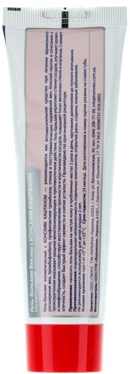 Fußgel-Balsam mit Rosskastanienextrakt - 911  — Bild N2