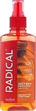 Düfte, Parfümerie und Kosmetik 2-Phasen Conditioner für trockenes und zerbrechliches Haar ohne Ausspülen - Farmona Radical Spray