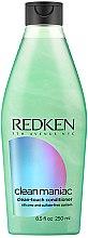 Düfte, Parfümerie und Kosmetik Haarspülung - Redken Clean Maniac Micellar Clean-Touch Conditione