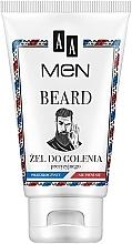 Düfte, Parfümerie und Kosmetik Rasiergel - AA Men Beard Shaving Gel