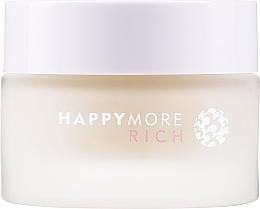 Düfte, Parfümerie und Kosmetik Reichhaltige feuchtigkeitsspendende und pflegende Gesichtscreme-Maske für reife, dehydrierte und trockene Haut - Happymore Rich