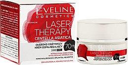 Düfte, Parfümerie und Kosmetik Tief pflegende Verjüngungscreme 70+ - Eveline Cosmetics Laser Therapy Centella Asiatica 70+