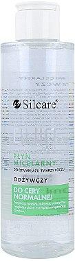 Mizellenwasser für Gesicht und Augen - Silcare Quin Face — Bild N1