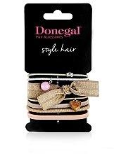 """Düfte, Parfümerie und Kosmetik Haargummis """"Darling II"""" 7 St. FA-5536 - Donegal"""