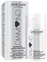 Düfte, Parfümerie und Kosmetik Haarserum für mehr Volumen und Geschmeidigkeit - Postquam Diamond Age Control Hair Serum