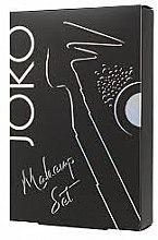 Augenpflegeset (Eyeliner 5g + Lidschatten 5g + Augenbrauenstift 5g) - Joko Makeup Set 1 — Bild N3