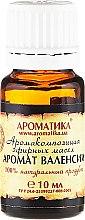 Ätherisches Bio Öl mit Valencia Aroma - Aromatika — Bild N2