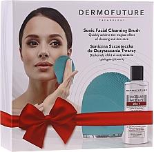 Düfte, Parfümerie und Kosmetik Gesichtspflegeset - DermoFuture (Gesichtsreinigungsbürste 1 St. + (Mizellengel zum Abschminken 150ml)