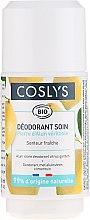 Düfte, Parfümerie und Kosmetik Deo Roll-on mit Zitrone - Coslys Body Care Citrus Garden Deodorant