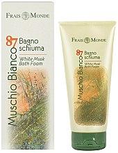 Düfte, Parfümerie und Kosmetik Frais Monde Muschio Bianco 87 White Musk Bath Foam - Badeschaum