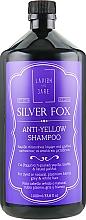 Düfte, Parfümerie und Kosmetik Männershampoo gegen Gelbstich für graues und weißes Haar - Lavish Care Silver Fox Anti-Yellow Shampoo