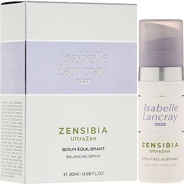 Pflegende Gesichtscreme - Isabelle Lancray Zensibia NutriZen Creme Nutritive — Bild N1