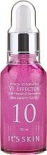 Düfte, Parfümerie und Kosmetik Feuchtigkeitsserum für das Gesicht mit Vitamin E - It's Skin Power 10 Formula Ve Effector