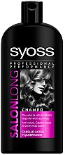 Düfte, Parfümerie und Kosmetik Shampoo für das Haar - Syoss Salonlong Shampoo