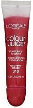 Düfte, Parfümerie und Kosmetik Lipgloss - L'Oreal Paris Colour Juice Sheer Juicy Lip Gloss