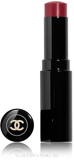 Feuchtigkeitsspendender Lippenbalsam - Chanel Les Beiges Healthy Glow Hydrating Lip Balm — Bild Deep
