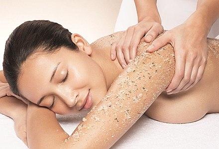 Körperpeeling mit Bio Algenextrakt und Meersalz - Organic Shop Body Scrub Organic Algae & Sea Salt — Bild N5