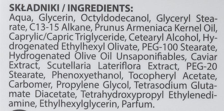 Tagescreme mit Kaviarextrakt - BioDermic Caviar Extract Day Cream — Bild N4