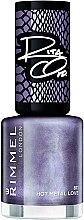 Düfte, Parfümerie und Kosmetik Nagellack - Rimmel 60 Seconds Chameleon Colour By Rita Ora