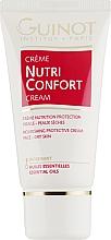 Düfte, Parfümerie und Kosmetik Pflegende und schützende Gesichtscreme für trockene Haut mit ätherischen Ölen - Guinot Creme Nutrition Confort