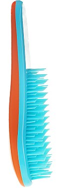 "Entwirrbürste ""Detangler Rubberised"" blau-orange 63916 - Top Choice — Bild N3"