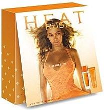 Düfte, Parfümerie und Kosmetik Beyonce Heat Rush - Duftset (Körperspay/75ml + Körperlotion/75ml)