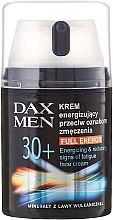 Düfte, Parfümerie und Kosmetik Energiespendende Gesichtscreme für Männer gegen müde Haut 30+ - DAX Men Full Energy Energizing Cream 30+