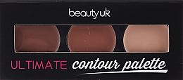 Düfte, Parfümerie und Kosmetik Konturpalette - Beauty UK Ultimate Contour Palette