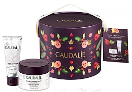 Düfte, Parfümerie und Kosmetik Körperpflegeset - Caudalie Vine Body Butter (Körperbutter 225ml + Handcreme 75ml)