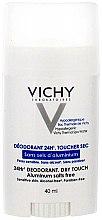 Düfte, Parfümerie und Kosmetik Deostick - Vichy Deodorant Stick 24H