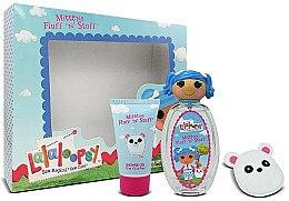 Düfte, Parfümerie und Kosmetik Lalaloopsy Mittens Fluff´n´Stuff - Kinderset (Eau de Toilette/100ml+Duschgel/75ml+Haarklammer/1 St.)