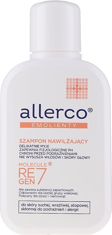 Feuchtigkeitsspendendes Haarshampoo - Allerco Emolienty Molecule Regen7 Shampoo — Bild N3