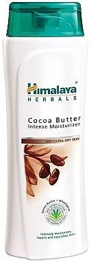 Intensiv feuchtigkeitsspendende Körperlotion mit Kakaobutter - Himalaya Herbals Cocoa Butter Intense Moisturizer — Bild N1