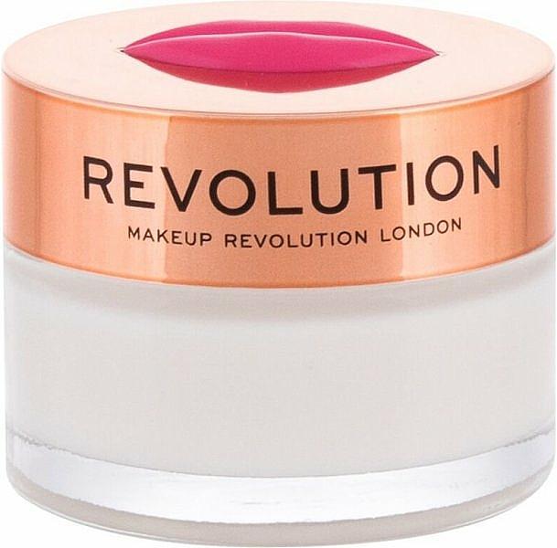 Lippenmaske-Balsam mit Kokosnuss - Makeup Revolution Kiss Lip Balm Cravin Coconuts