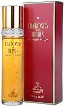 Düfte, Parfümerie und Kosmetik Elizabeth Taylor Diamonds&Rubies - Eau de Toilette