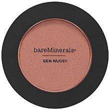Düfte, Parfümerie und Kosmetik Gesichtsrouge mit Mineralkomplex - Bare Escentuals BareMinerals Gen Nude Powder Blush