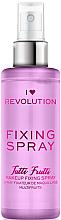 Düfte, Parfümerie und Kosmetik Make-up-Fixierer - I Heart Revolution Fixing Spray Tutti Frutti