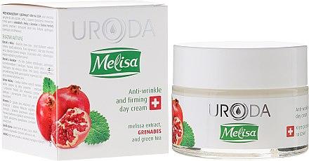 Tagescreme gegen Falten - Uroda Melisa Anti Wrinkle Firming Day Cream — Bild N1