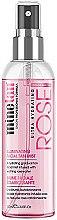 Düfte, Parfümerie und Kosmetik Beruhigender Selbstbräunungsnebel für das Gesicht mit Rosenwasser - Minetan Rose Illuminating Facial Tan Mist