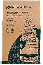Düfte, Parfümerie und Kosmetik Zahntabletten mit englischer Pfefferminze - Georganics Natural Toothtablets English Peppermint (Refill)