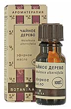 Düfte, Parfümerie und Kosmetik Ätherisches Bio Teebaumöl - Botanika Tea Tree Essential Oil