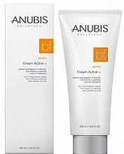 Düfte, Parfümerie und Kosmetik Straffende Körpercreme mit Indischem Wassernabel und Hopfen - Anubis B&Firm Cream Active+