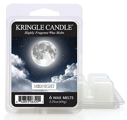 Tart-Duftwachs Midnight - Kringle Candle Wax Melt Midnight — Bild N1