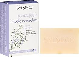Düfte, Parfümerie und Kosmetik Naturseife mit Jojoba und Rosmarin für Gesicht, Körper und Hände - Sylveco Toning Natural Soap