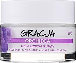 Düfte, Parfümerie und Kosmetik Revitalisierende Anti-Falten Tages- und Nachtcreme mit Orchideenextrakt und Hyaluronsäure - Miraculum Gracja Orchid Revitalizing Anti-Wrinkle Day/Night Cream