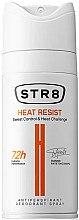 Düfte, Parfümerie und Kosmetik Deospray Antitranspirant - STR8 Heat Resist Antiperspirant Deodorant Spray