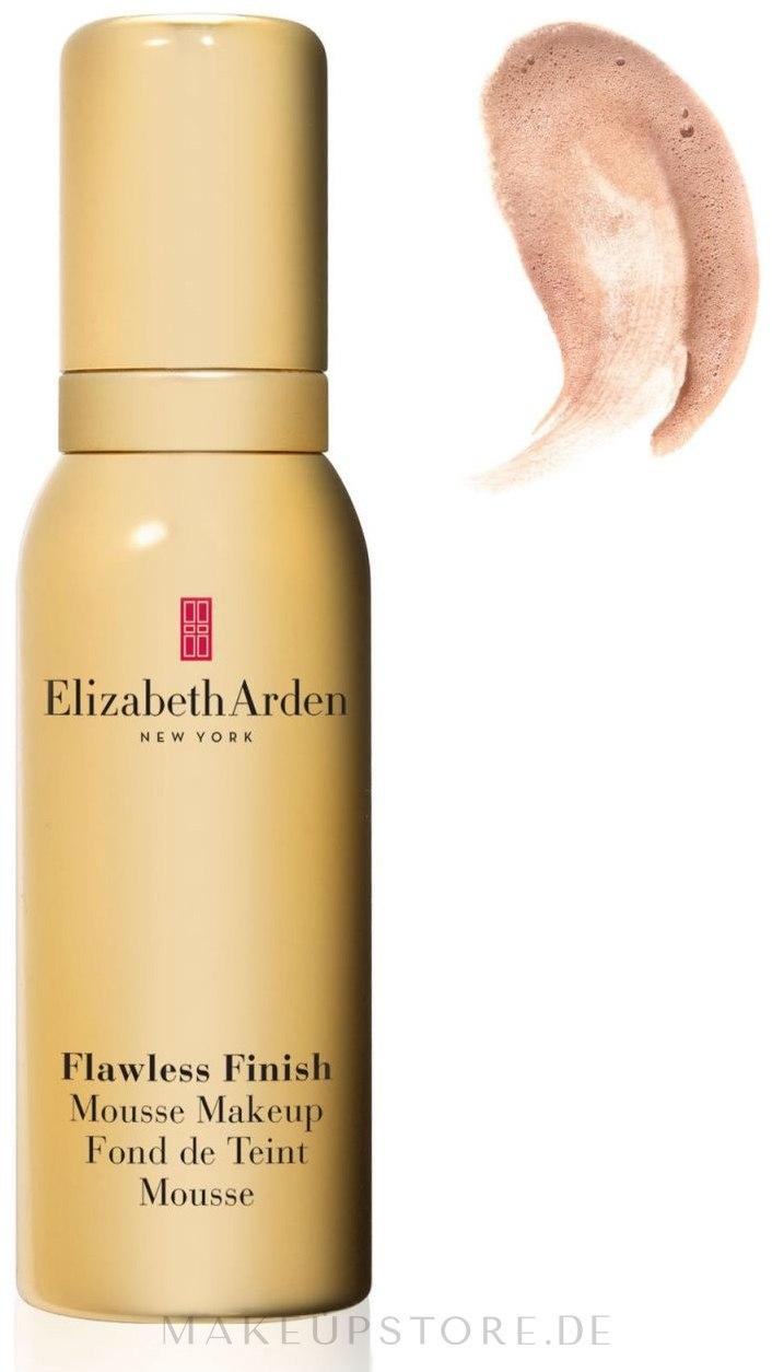 Make-up Base - Elizabeth Arden Flawless Finish Mousse Makeup — Bild 01 - Sparkling Blush