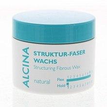 Düfte, Parfümerie und Kosmetik Struktur-Faser-Wachs für natürlichen Halt und Glanz - Alcina Natural Struktur Faser Wachs