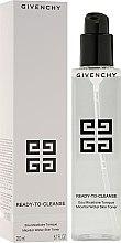 Düfte, Parfümerie und Kosmetik Mizellen-Tonikum für das Gesicht mit Kaktusfeigenextrakt - Givenchy Ready-To-Cleanse Micellar Water Skin Toner